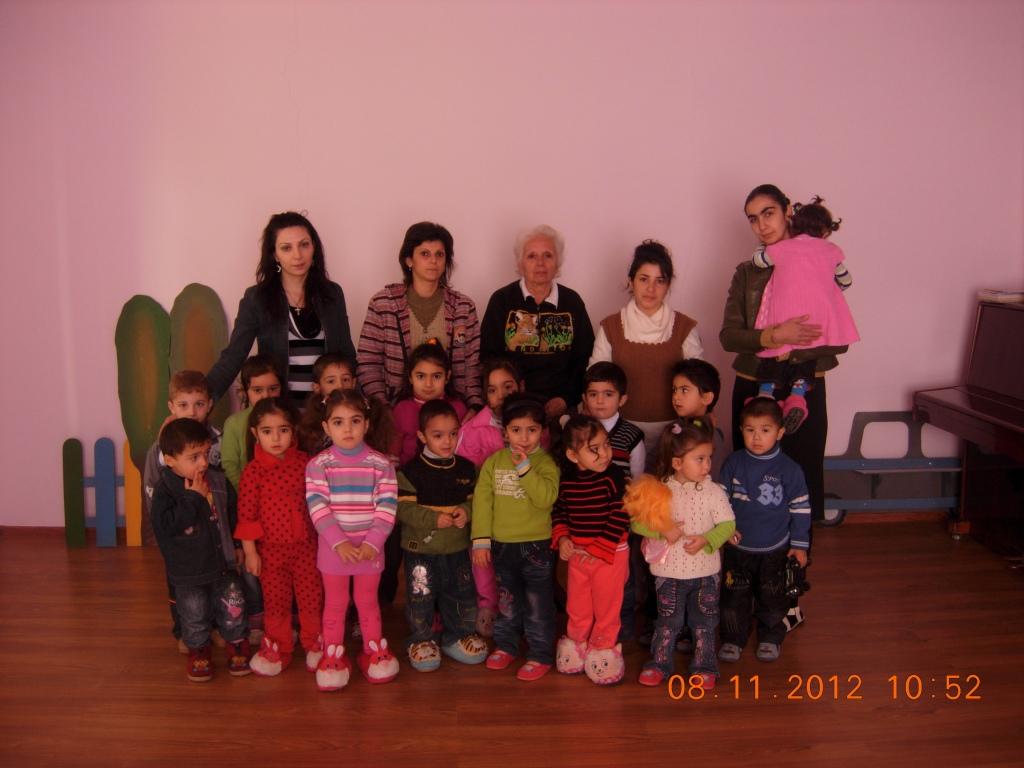 Լեհվազի մանկապարտեզը վերանորոգվել է
